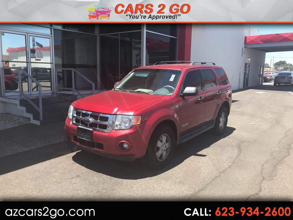 2008 Ford ESCAPE XLT FWD 4dr V6 Auto XLT