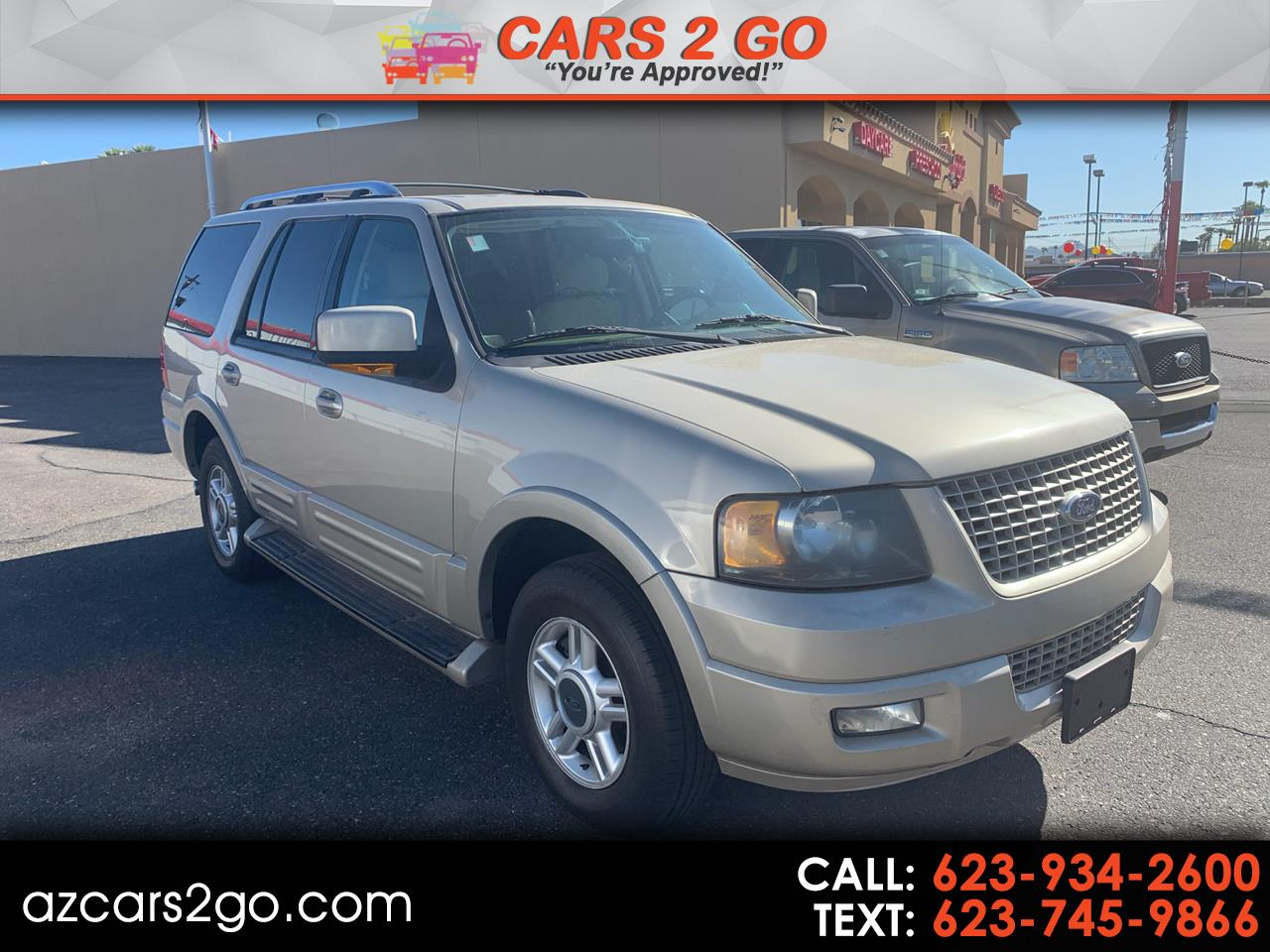 2006 Ford Expedition 4dr Limited