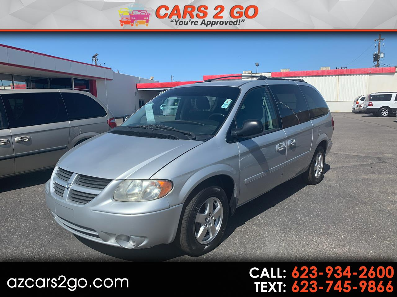 Dodge Grand Caravan 4dr Wgn SXT *Ltd Avail* 2007