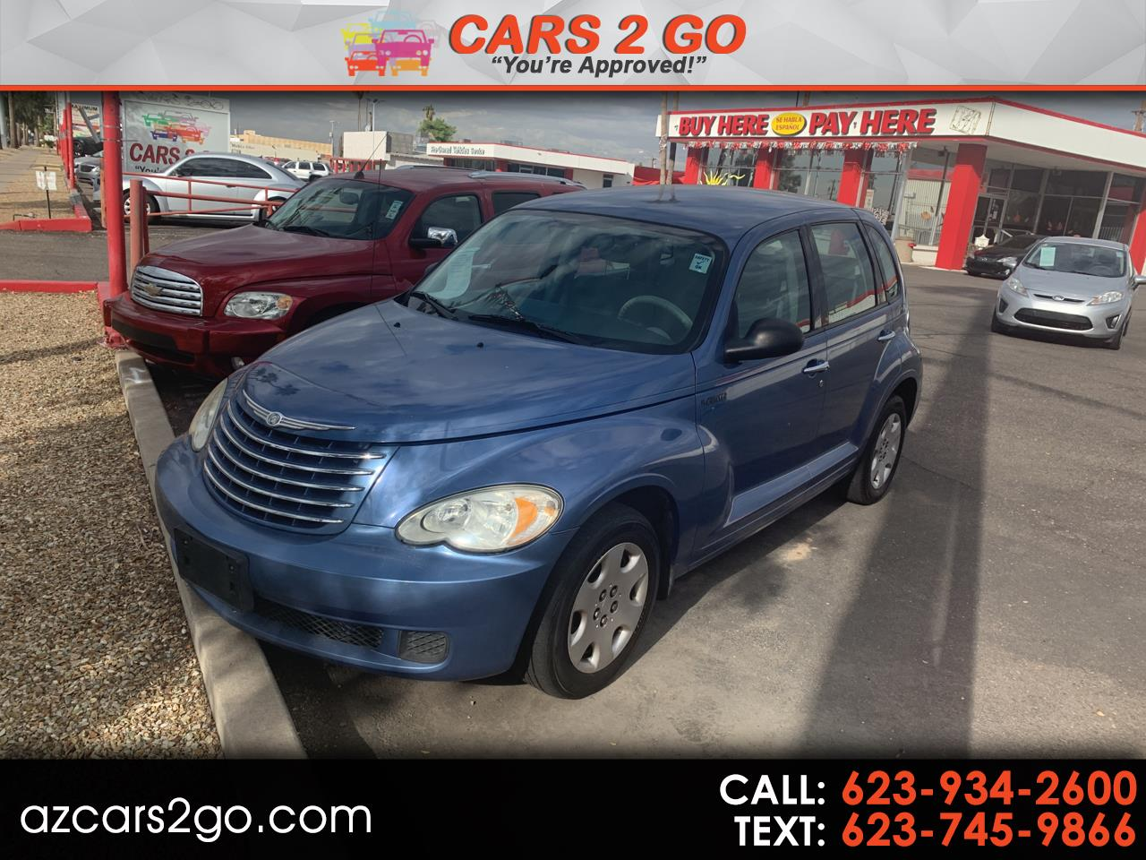 Chrysler PT Cruiser 4dr Wgn 2006