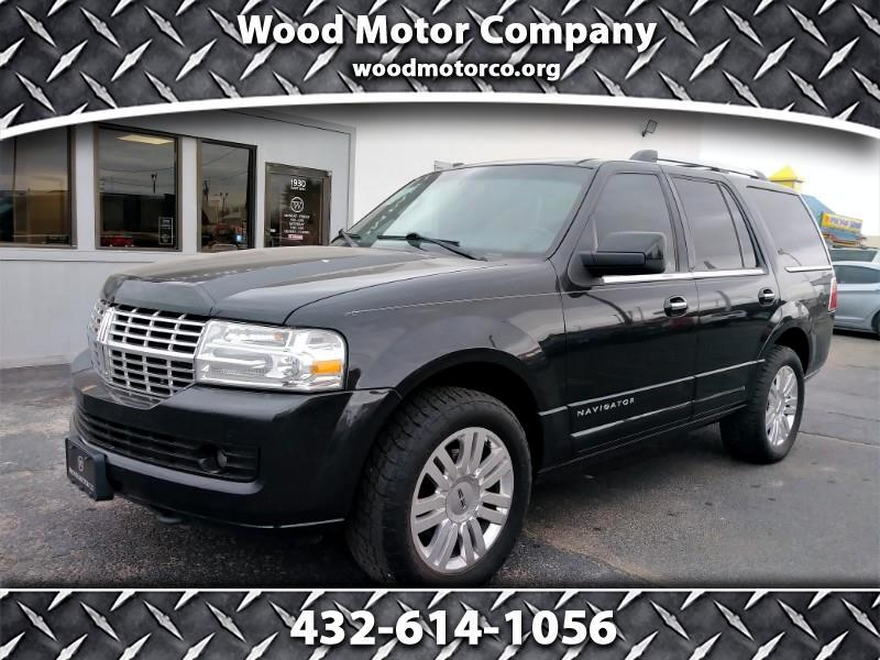 2013 Lincoln Navigator Luxury
