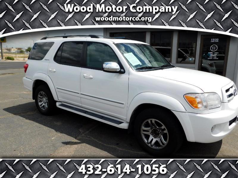 Toyota Sequoia Limited 2WD 2007