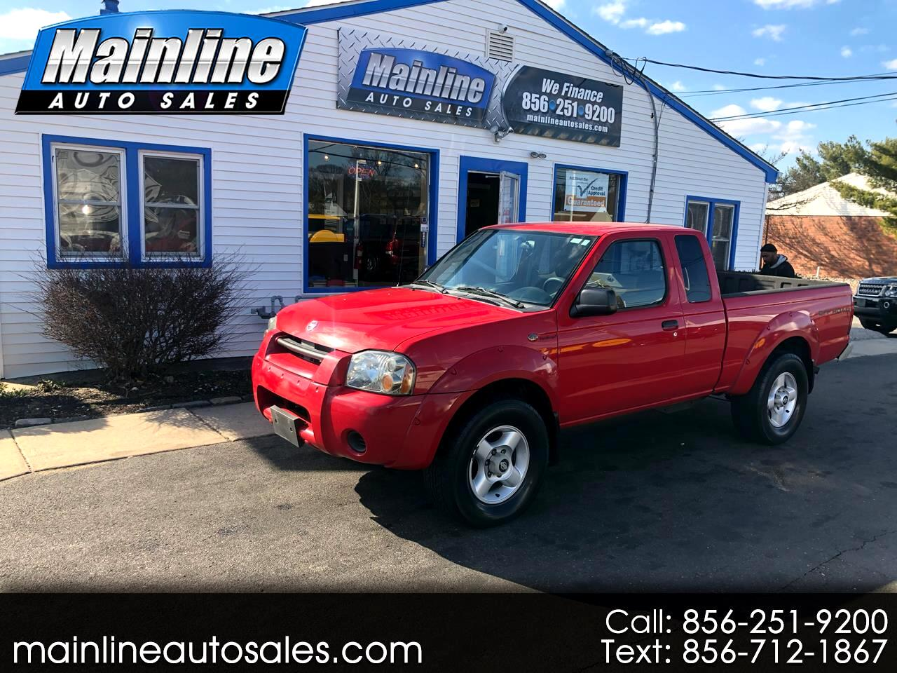 2002 Nissan Frontier 4WD SVE King Cab V6 Auto SuperCharger