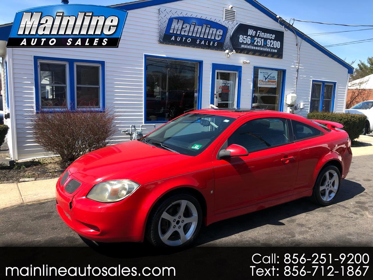 2008 Pontiac G5 2dr Cpe GT