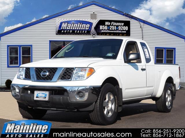 Nissan Frontier 4WD King Cab Auto SE 2008