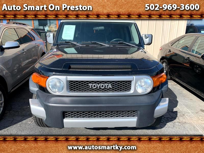 2008 Toyota FJ Cruiser  for sale VIN: Jtezu11f080019594