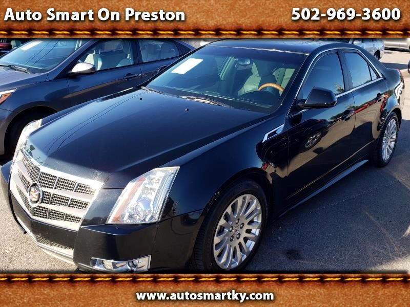 Cadillac CTS 3.6L Premium AWD w/Navi 2011
