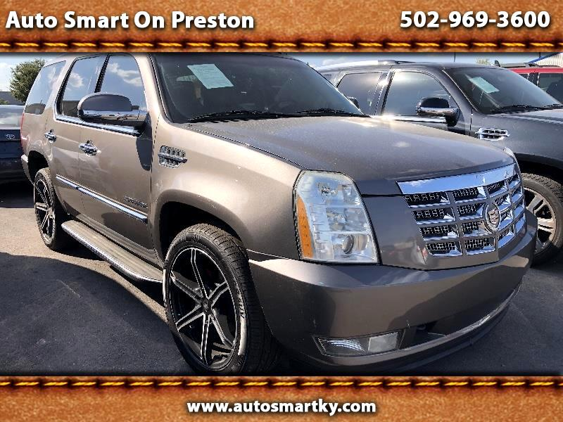 Cadillac Escalade AWD Luxury 2013