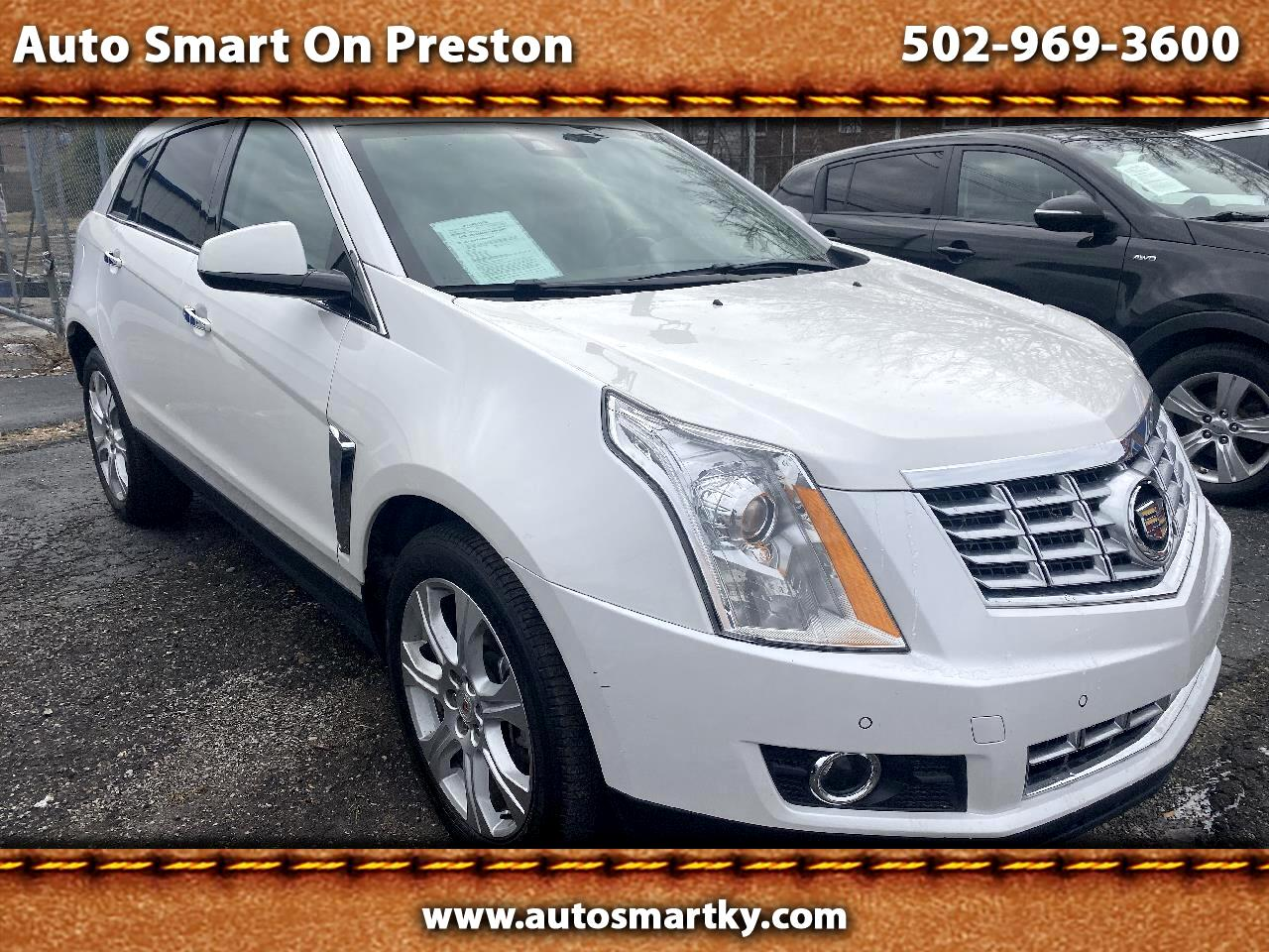 Cadillac SRX FWD 4dr Performance Collection 2016
