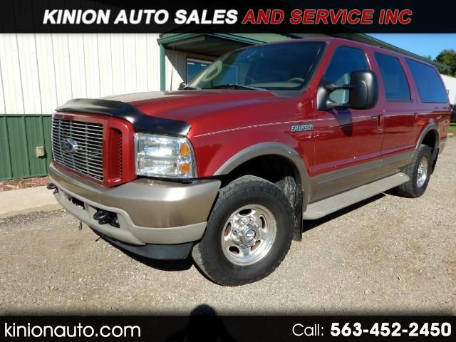 2003 Ford Excursion Eddie Bauer 6.0L 4WD