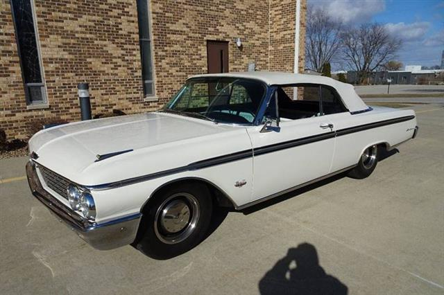 1962 Ford Galaxie Base