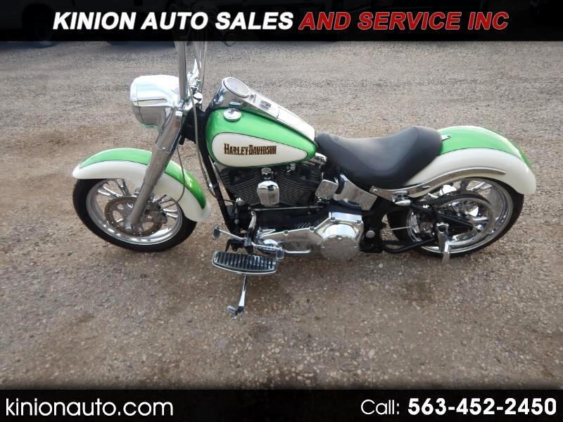 2000 Harley-Davidson FLSTF