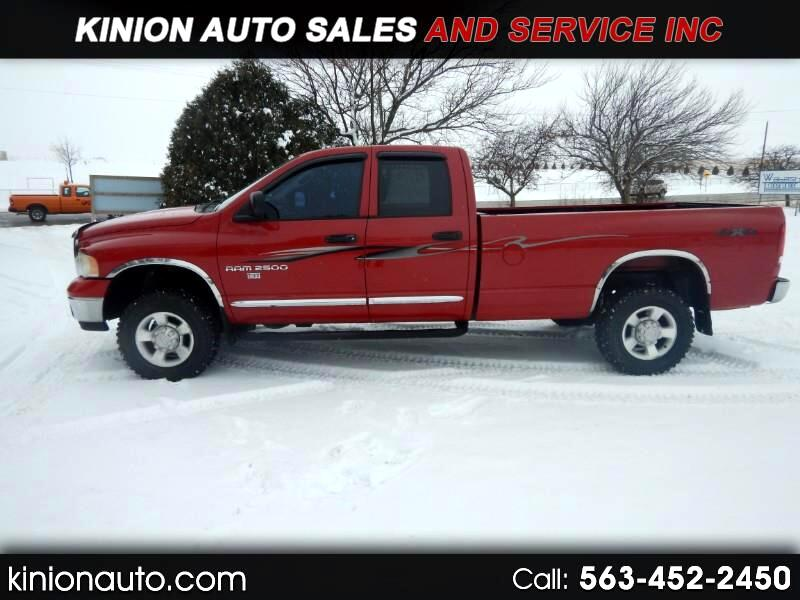 2004 Dodge 2500 HD st