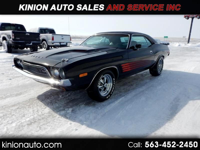 1973 Dodge Challenger 2dr Cpe