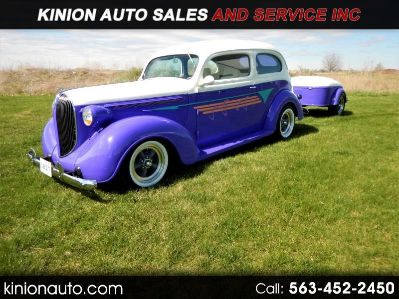 1937 Plymouth P4 Business