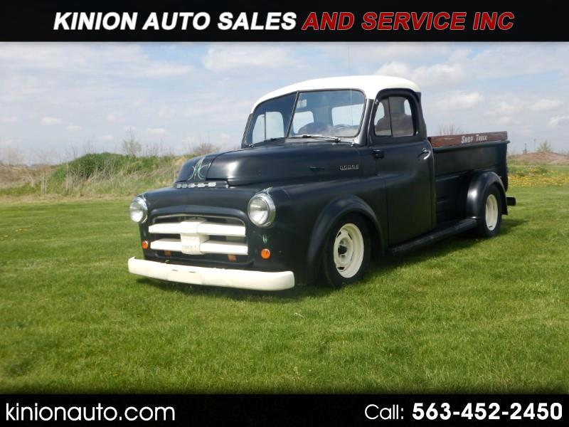 1951 Dodge 5 window