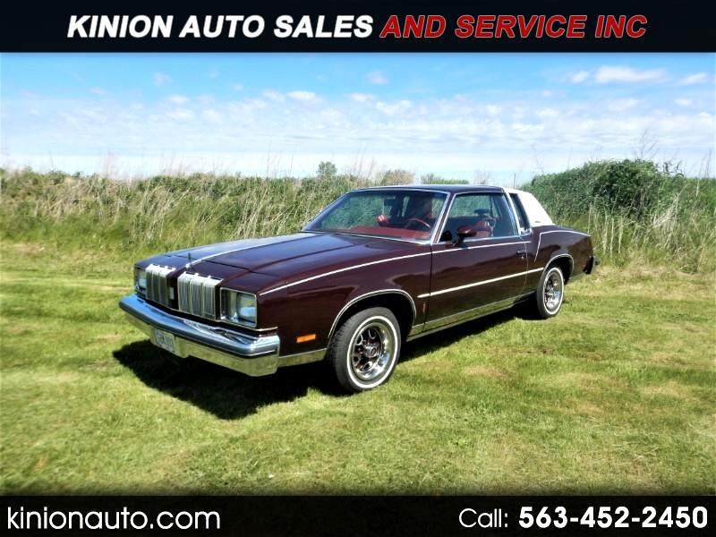 1978 Oldsmobile Cutlass 2dr Coupe Supreme