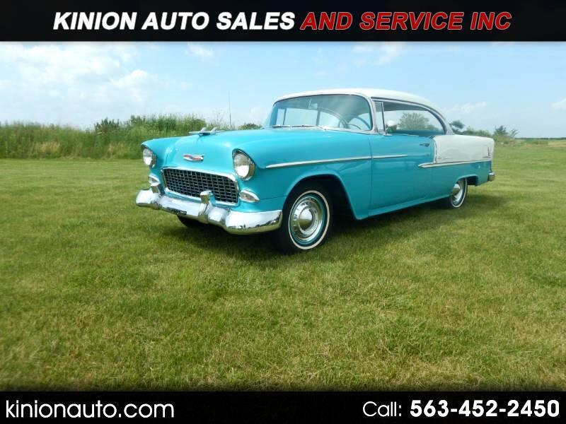 1955 Chevrolet Bel Air 2dr Hard Top