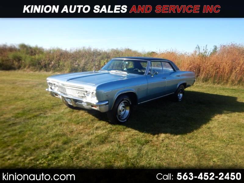 1966 Chevrolet Impala 4dr Sdn