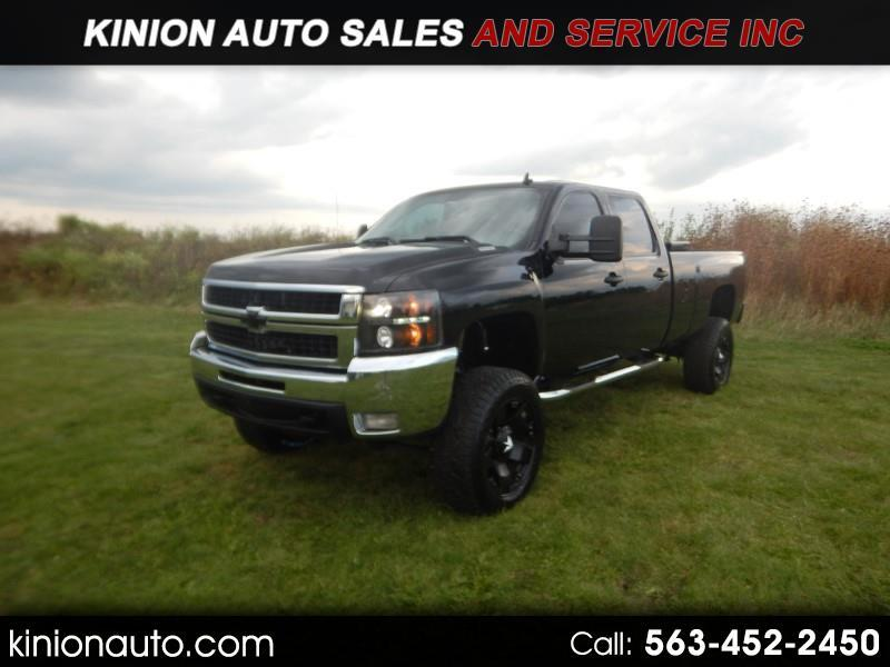 2007 Chevrolet Silverado 2500HD LT2 Crew Cab Long Box 4WD