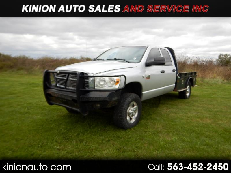 2008 Dodge Ram 2500 ST Quad Cab Long Bed 4WD