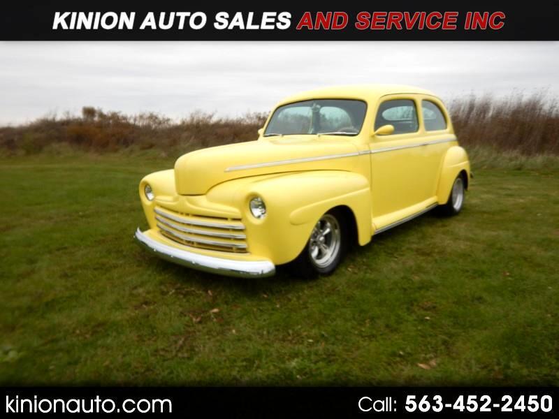 Ford Tudor  1946