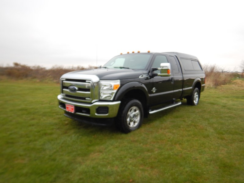 Ford F-250 SD XLT SuperCab 4WD 2014