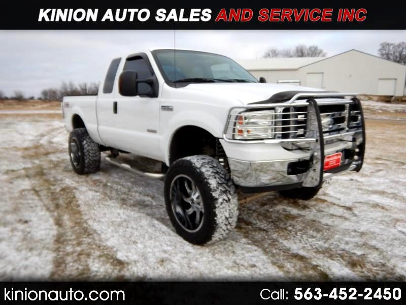 Ford F-250 SD XLT SuperCab Short Bed 4WD 2006