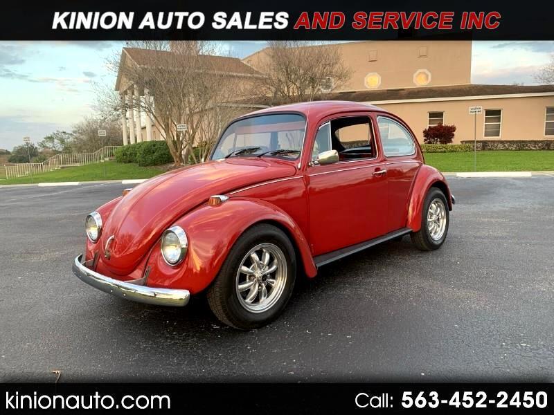 Volkswagen Beetle Coupe  1969