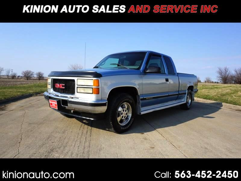 GMC Sierra C/K 1500 Club Coupe 6.5-ft. Bed 4WD 1996