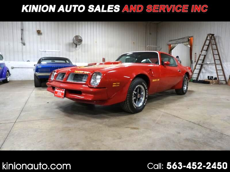 Pontiac Trans Am Coupe 1975