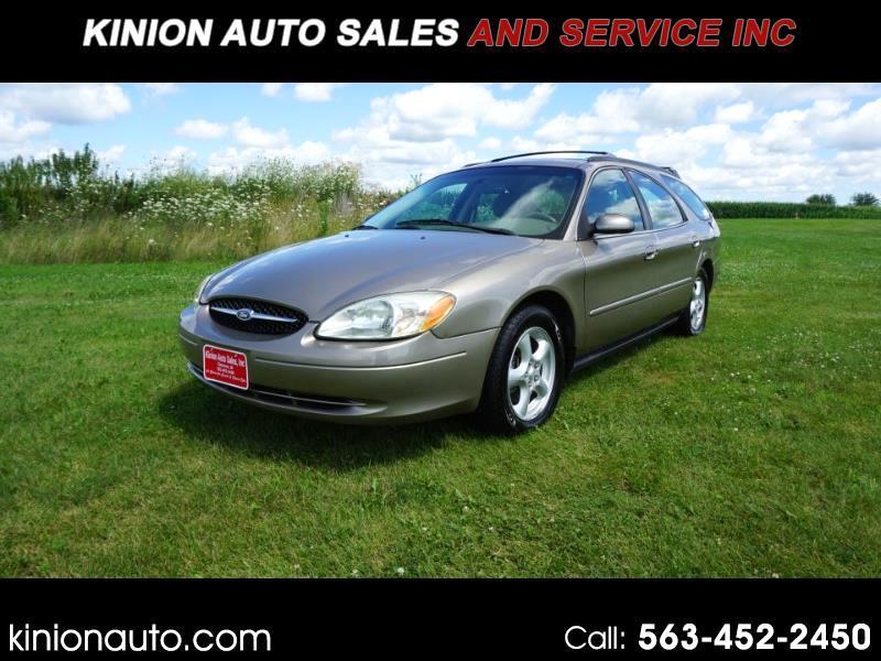 Ford Taurus Wagon SE FFV 2003