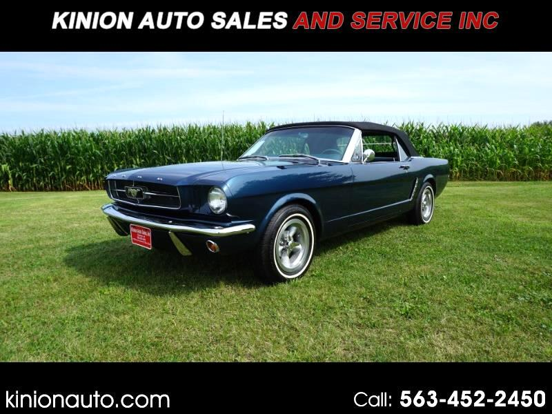 Ford Mustang 2dr Conv 1964
