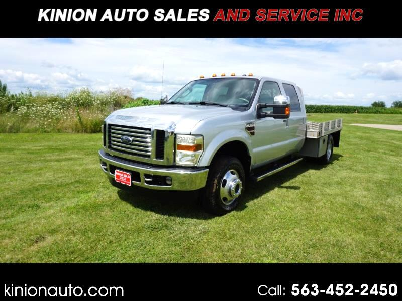 Ford F-350 SD Lariat Crew Cab Long Bed DRW 4WD 2010