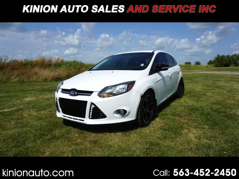 Ford Focus SE Hatch 2014