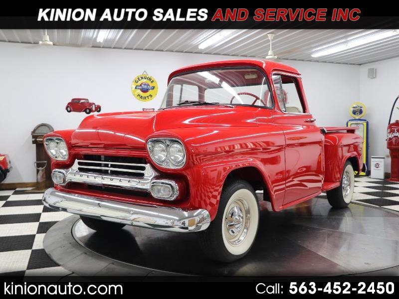 Chevrolet 3100  1958