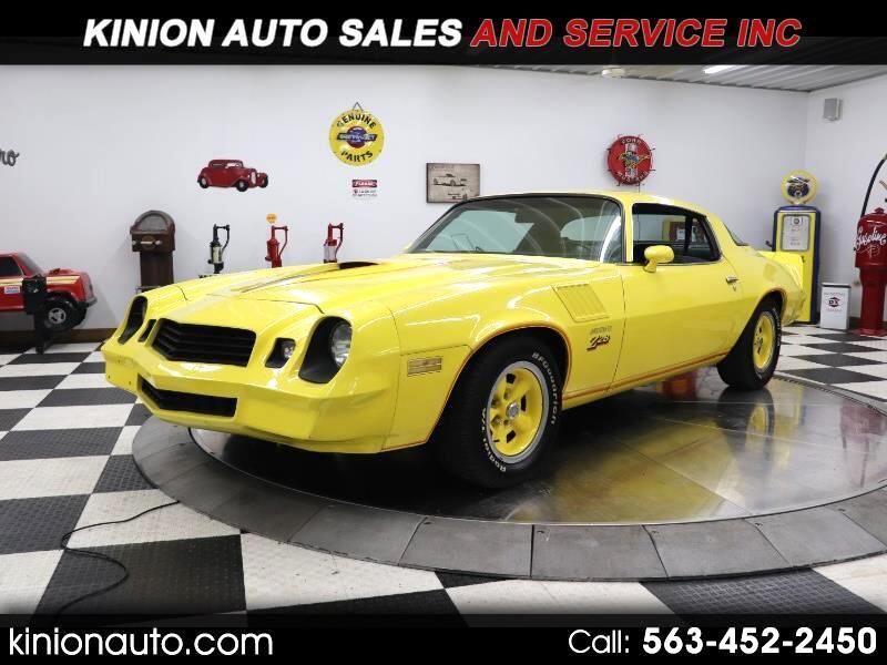 Chevrolet Camaro  1978