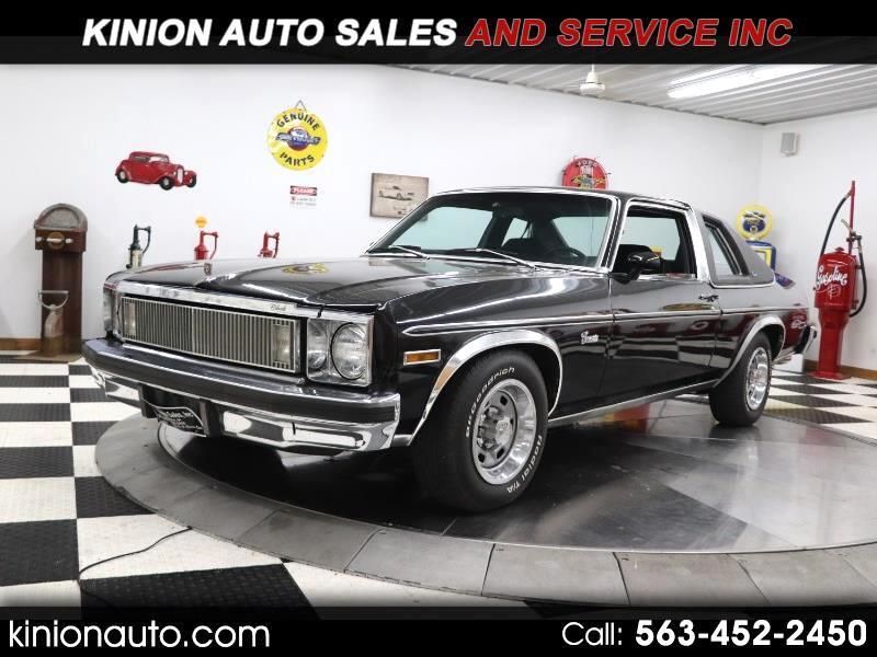 Chevrolet Nova  1977