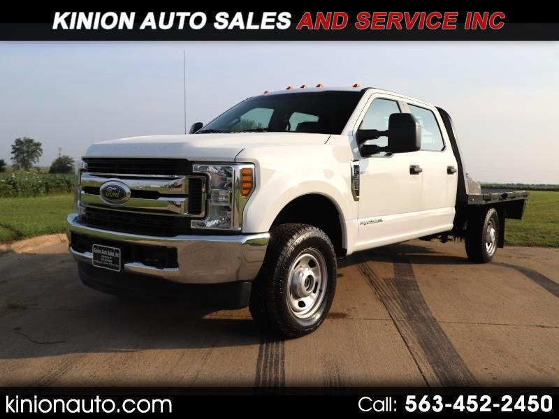 Ford F-350 SD XL Crew Cab Long Bed 4WD 2019