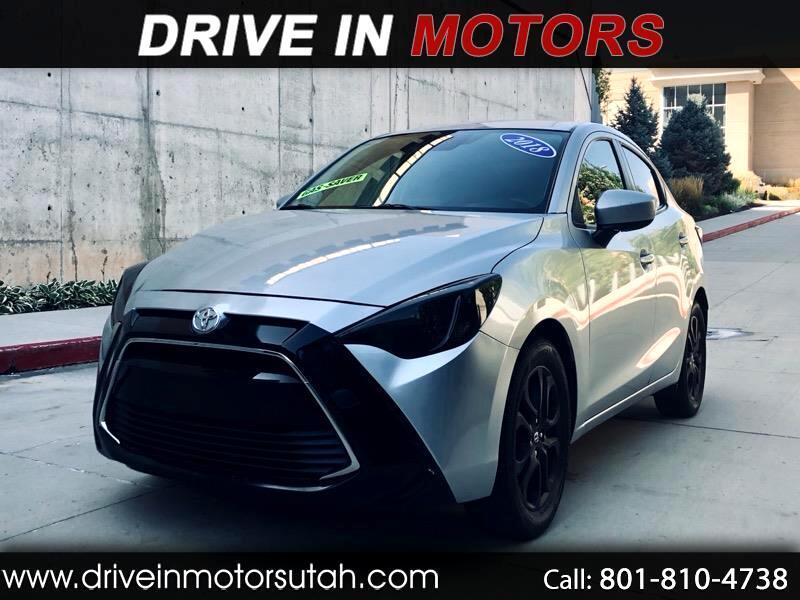 Toyota Yaris iA 6A 2018