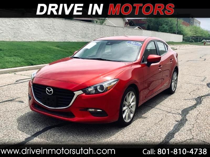 Mazda MAZDA3 i Touring AT 4-Door 2017