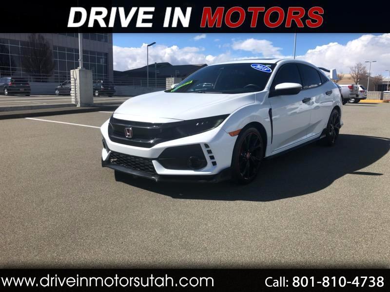 Honda Civic Sport Touring CVT 2018
