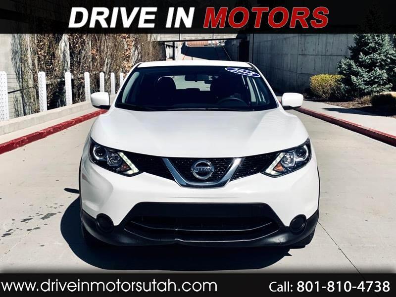 Nissan Rogue Sport SL AWD 2018