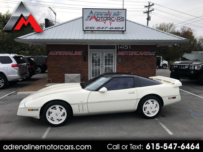 1988 Chevrolet Corvette Coupe 35th Anniversary