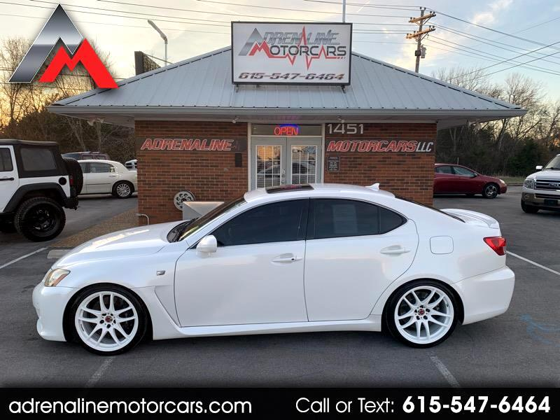 2008 Lexus IS F 4dr Sdn