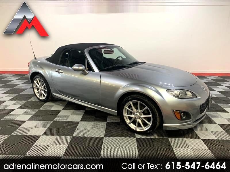 2012 Mazda MX-5 Miata Grand Touring