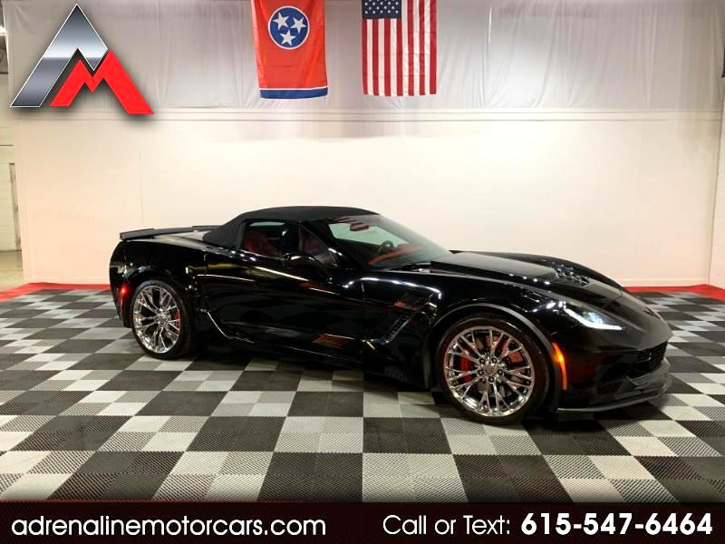 2016 Chevrolet Corvette 2LZ Z06 Convertible