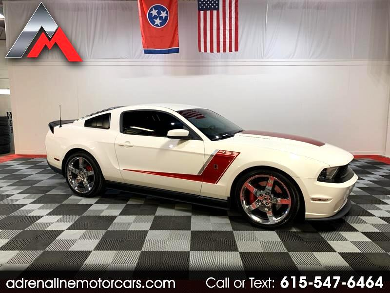 2012 Ford Mustang Roush Coupe Supercharged