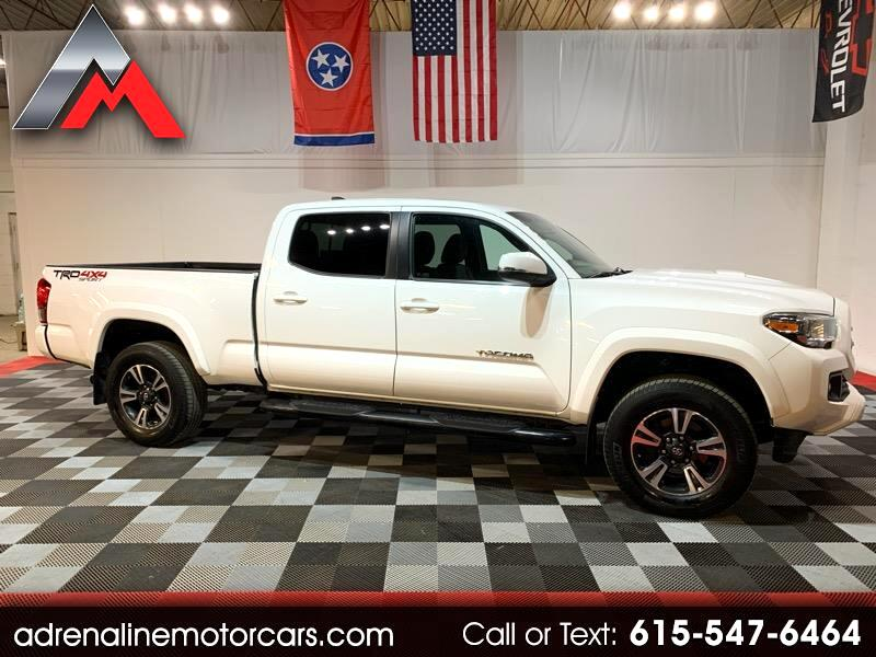 2016 Toyota Tacoma TRD Sport Double Cab 6' Bed V6 4x4 AT (Natl)