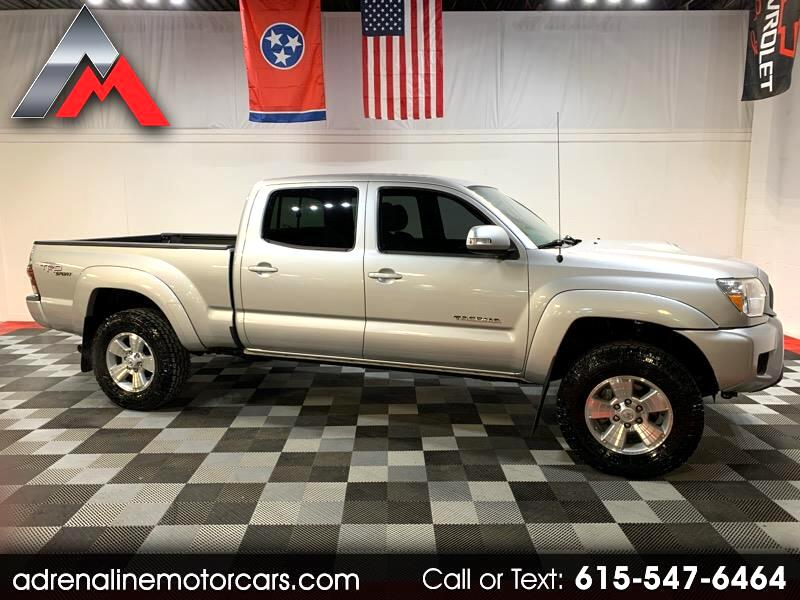 Toyota Tacoma 2WD Double Cab V6 AT TRD Off Road (Natl) 2013